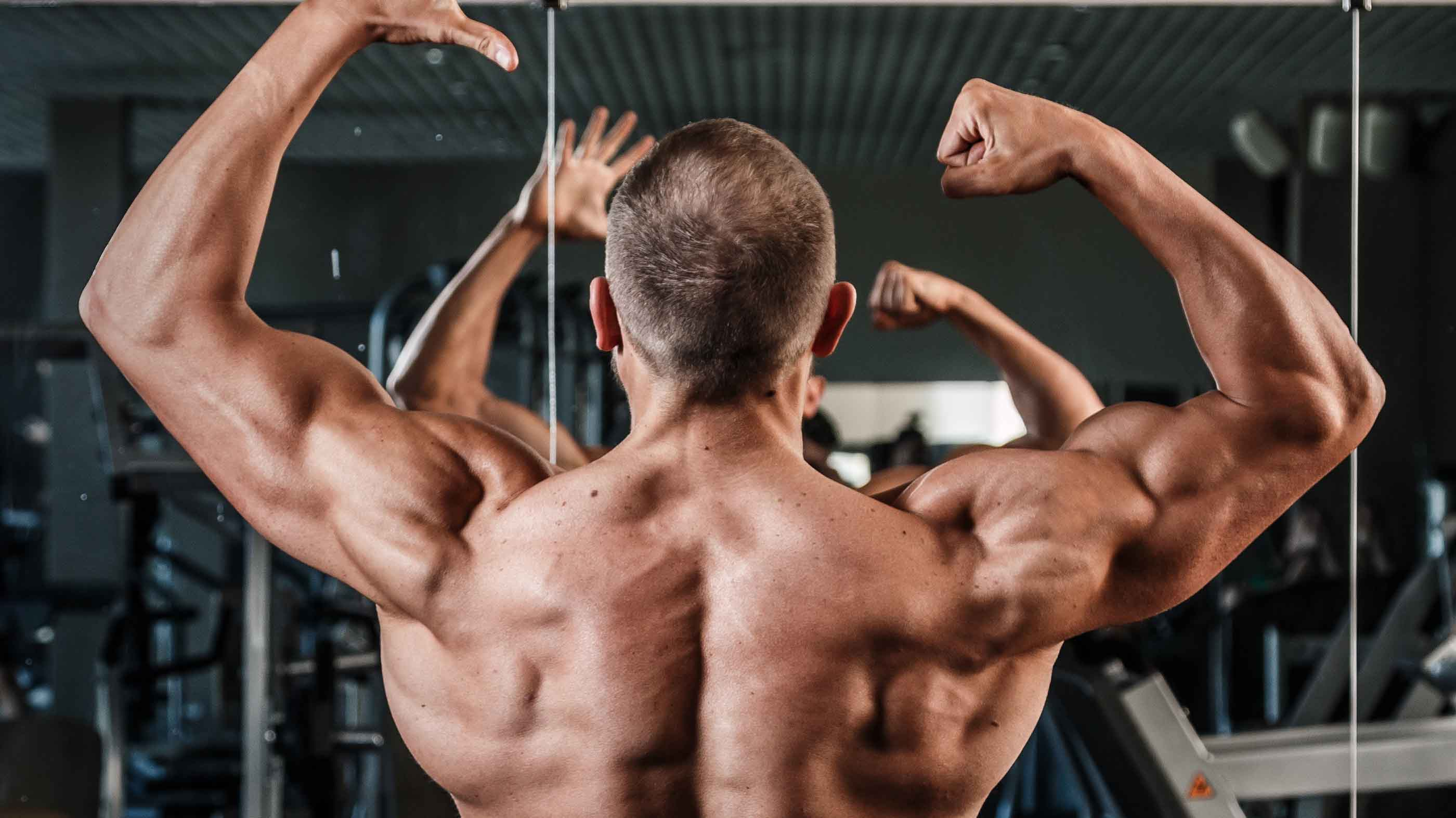 A Simple Body Building Routine: Learn How To Gain Muscle